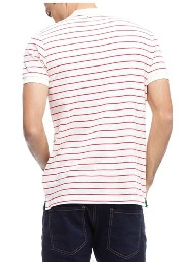 Kappa Ringel Pike Polo T-Shirt  Renkli